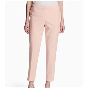 Calvin Klein dusty pink/lilac ankle pants